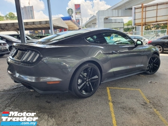 2017 FORD MUSTANG Unreg 2.3 (A) Ecoboost *Driven 19k km* 310 hp