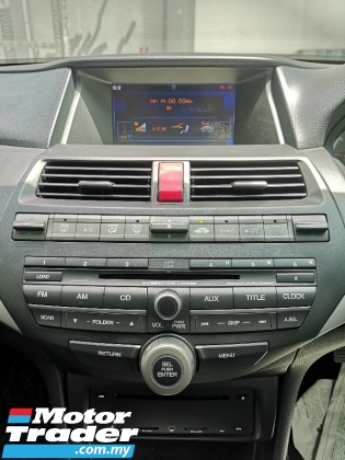 2011 HONDA ACCORD 2.4 VTi-L FACELIFT (A) LEATHER SEAT/PADDLE SHIFT