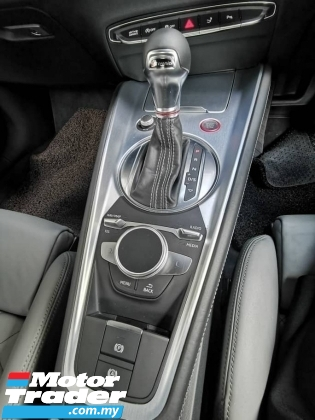 2018 AUDI TTS Black Edition TFSI Quattro Unreg