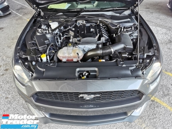 2017 FORD MUSTANG 2.3 EcoBoost Turbocharged