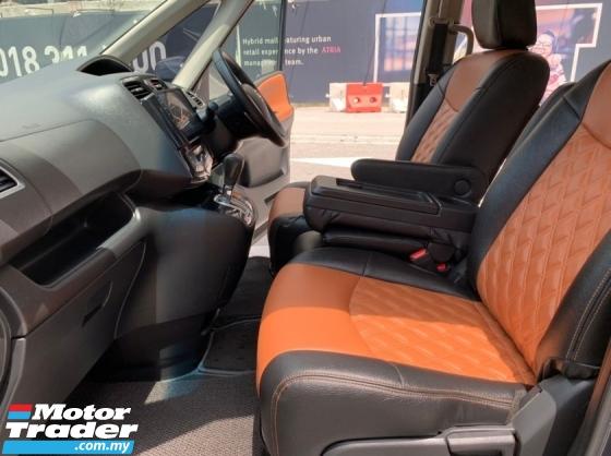 2017 NISSAN SERENA 2.0L S-Hybrid HIGHWAY STAR