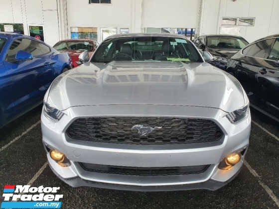 2017 FORD MUSTANG 2.3 (A) Ecoboost *310hp *6 Speeds *Australia Spec