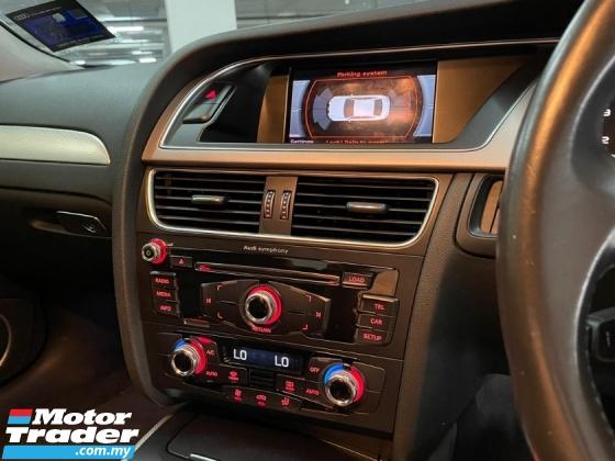 2014 AUDI A4 1.8 TFSI S-LINE