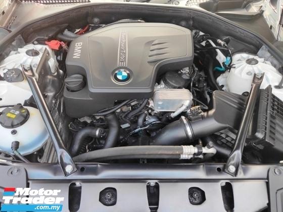 2017 BMW 5 SERIES 520i M-SPORT 2.0 FL UW23