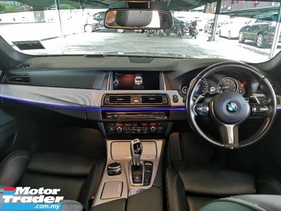 2017 BMW 5 SERIES 520i M-sport