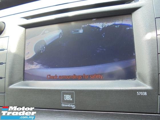 2012 TOYOTA PRIUS 1.8 Hybrid Luxury Hatchback Keyless PushStart JBL ReverseCamera LikeNEW Reg.2013