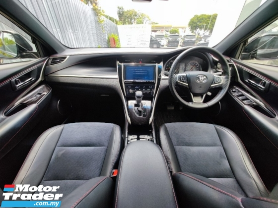 2018 TOYOTA HARRIER 2.0 ELEGANCE PANORAMIC ROOF CHEAPEST OFFER UNREG
