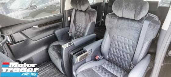 2016 TOYOTA VELLFIRE 2.5 ZG Pilot Seat  Perfect Conditions