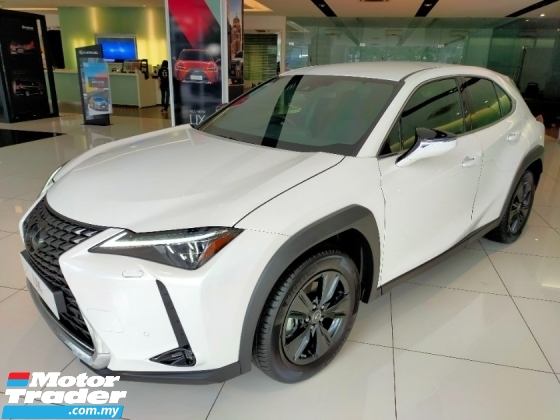 2021 LEXUS OTHER UX200 New Car 5 Years Warranty & Unlimited Mileage
