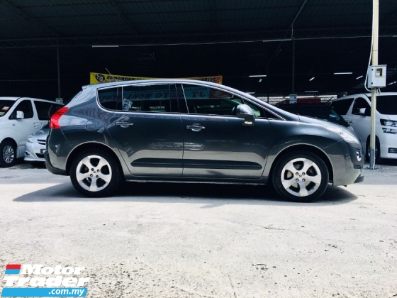 2013 PEUGEOT 3008 GLASS ROOF WELLMAINTAIN 1OWNER