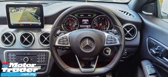 2018 MERCEDES-BENZ GLA 2018 MERCEDES BENZ CLA180 1.6 AMG FACELIFT TURBO UNREG JAPAN SPEC CAR SELL PRICE ONLY RM 196000
