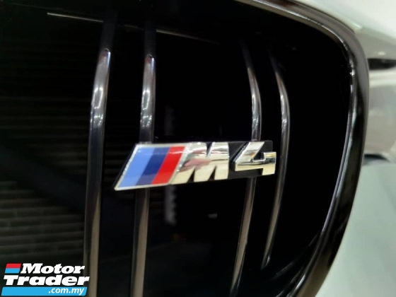 2017 BMW M4 3.0 COMPETITION PACK CARBON ROOF TIP TOP UNREG