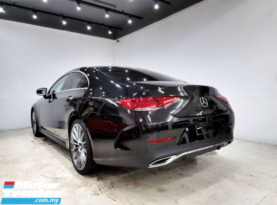 2019 MERCEDES-BENZ CLS-CLASS CLS350 2.0 AMG SPORTS EDITION GOOD CONDITION UNREG