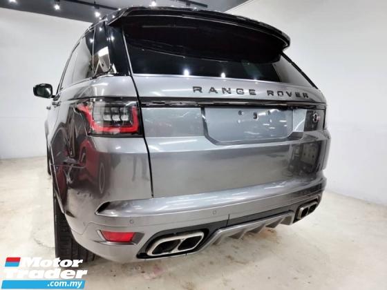 2018 LAND ROVER RANGE ROVER 2018 Land Rover Range Rover spots 5.0 SVR