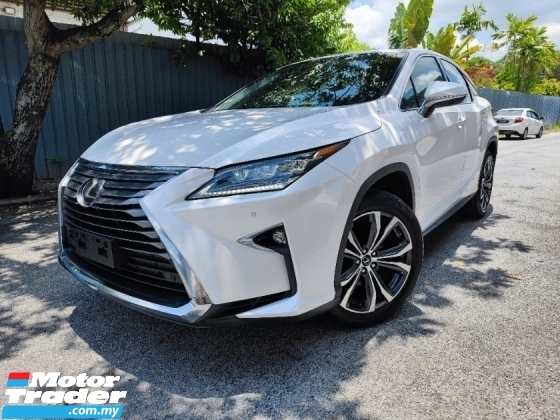 2018 LEXUS RX 300 BASE SPEC SPECIAL OFFER CHEAPEST IN TOWN UNREG