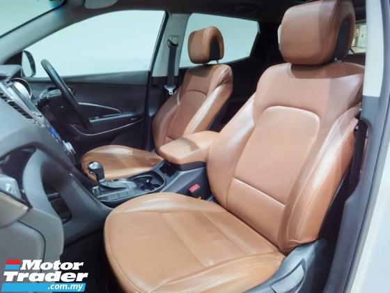 2016 HYUNDAI SANTA FE 2.4GLS 7 SEAT PAN ROOF KEYLESS REAR CAM 1 OWNER