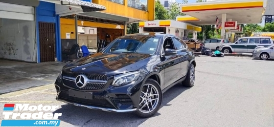 2019 MERCEDES-BENZ GLC 250 2.0 COUPE AMG LINE