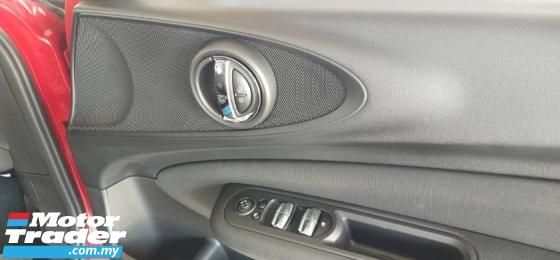 2017 MINI Cooper CLUBMAN 1.5 (A)