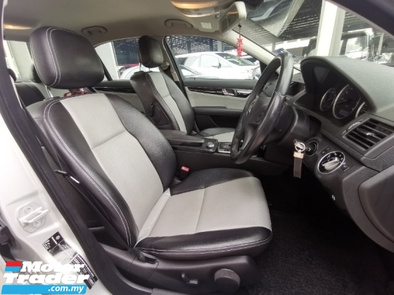 2011 MERCEDES-BENZ C-CLASS C180 Two Toned. Cheapest Used Car In Town..