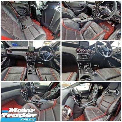 2014 MERCEDES-BENZ A45 AMG Edition 1 4MATIC