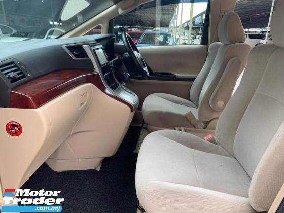 2011 TOYOTA ALPHARD 2.4 (A) G 240X Full Bodykit Power Door