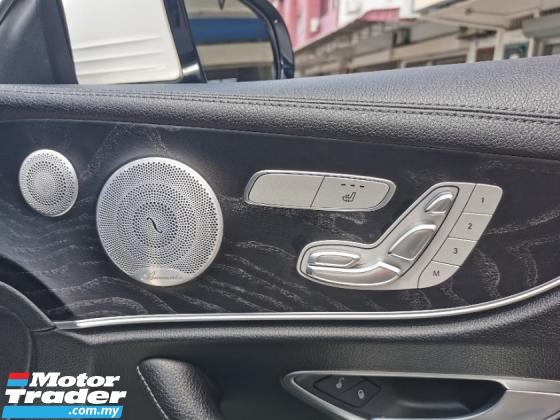 2019 MERCEDES-BENZ E-CLASS E300 2.0 AMG Coupe Premium-Plus