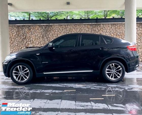 2012 BMW X6 X DRIVE 35I