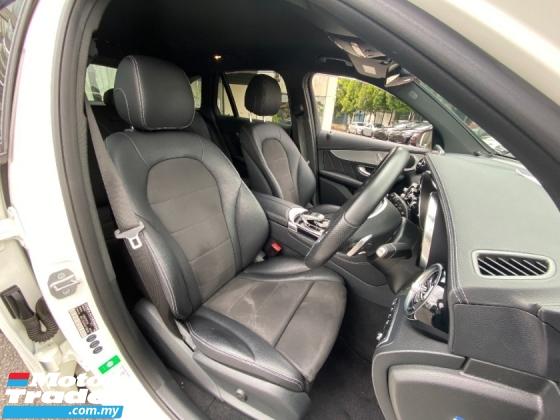 2016 MERCEDES-BENZ GLC 250 AMG 4MATIC 4CAM 2EMS PB OFFER UNREG