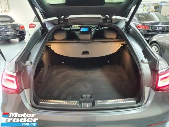 2020 MERCEDES-BENZ GLC 300 AMG Coupe Facelift C253 *Mil 13K KM CKD